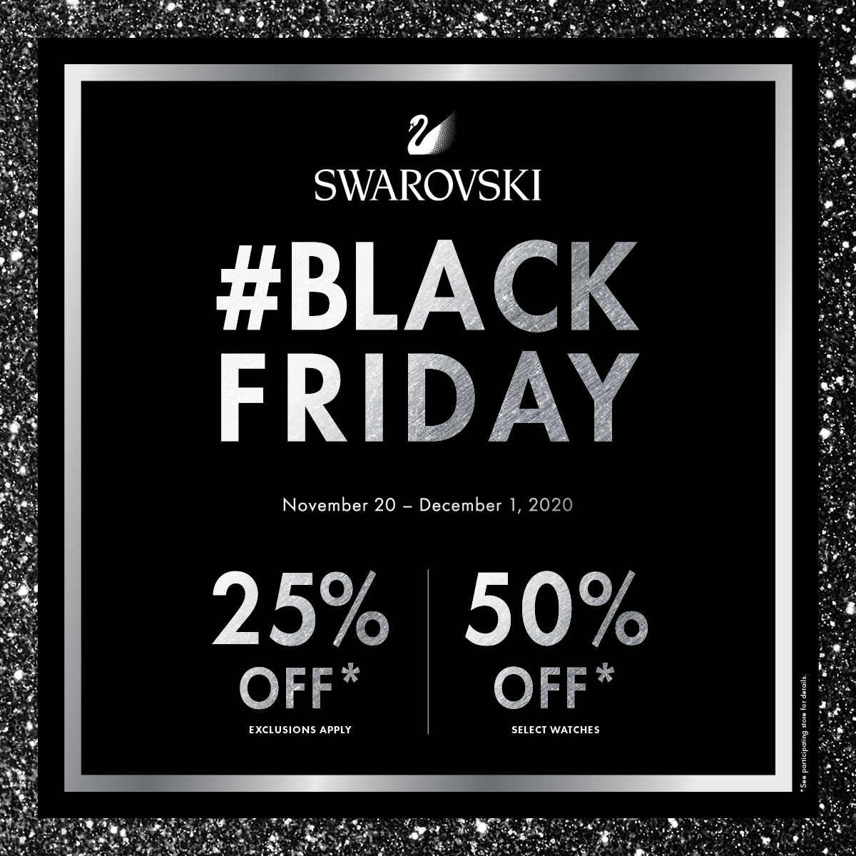 Swarovski Black Friday Sale from Swarovski