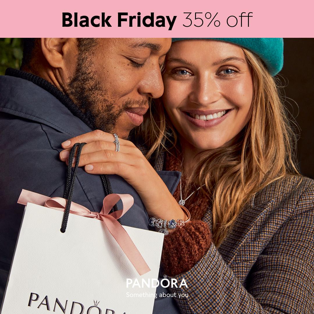Black Friday Savings from PANDORA Holiday Gift Bar