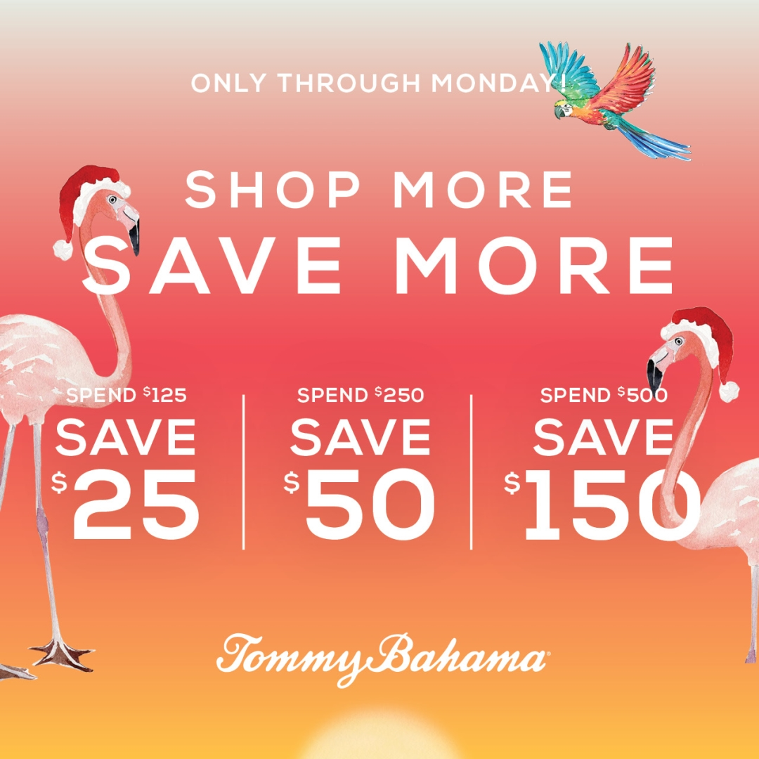 Shop More Save More!