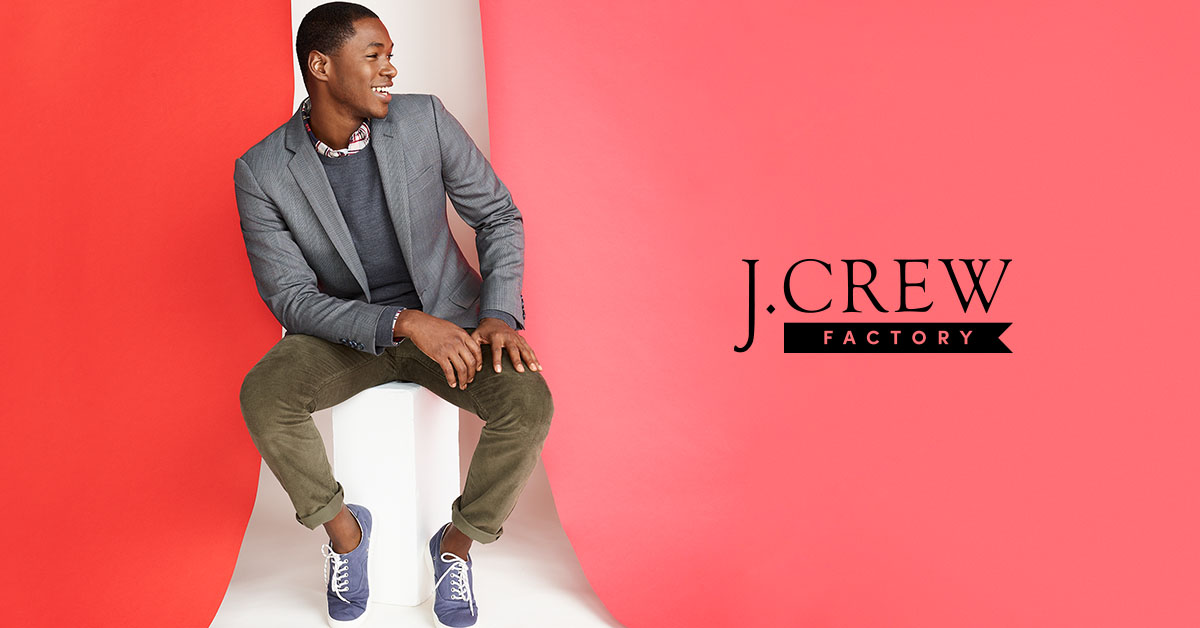 J.CREW FACTORY BLACK FRIDAY SALE: 60% - 70% OFF STOREWIDE + EXTRA 70% OFF CLEARANCE! from J.Crew Mercantile