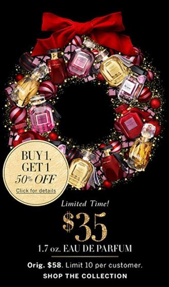 $35 Eau De Parfum from Victoria's Secret