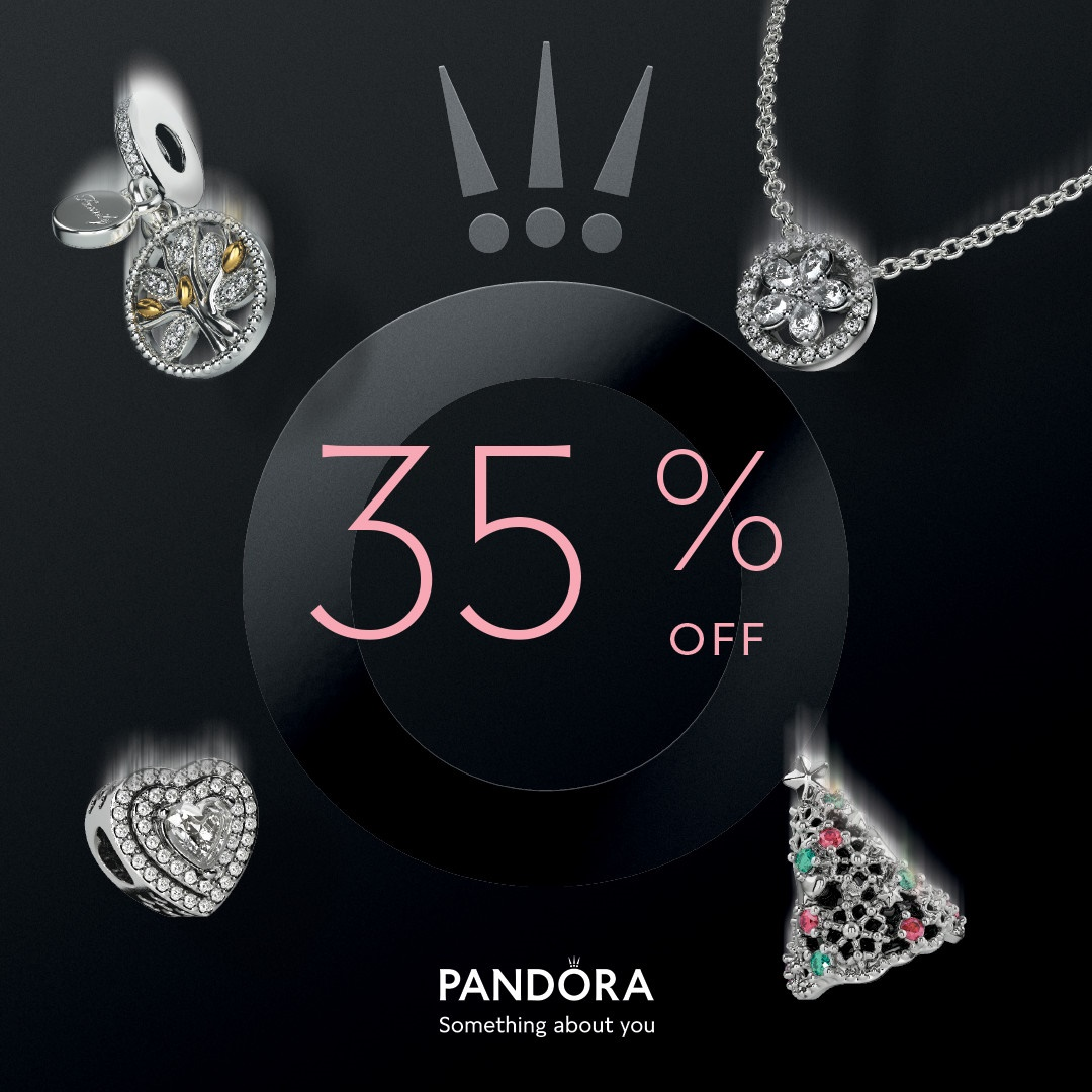 Black Friday at Pandora! from PANDORA Holiday Gift Bar