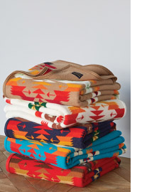 Pendleton Blankets are 25% off at Made in Oregon! from Made in Oregon