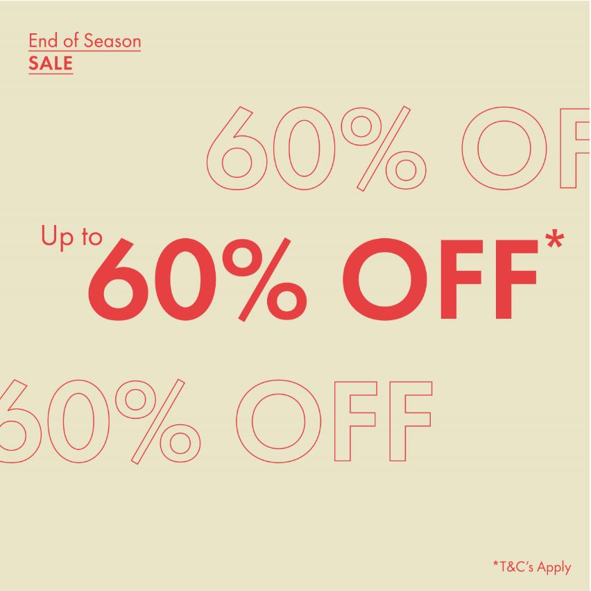 End of Season Sale from Ted Baker London