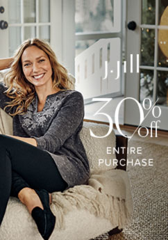 30% off Entire Purchase* from J.Jill