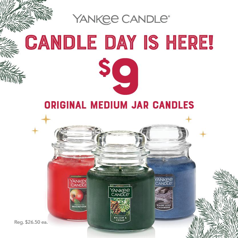 Candle Weekend!