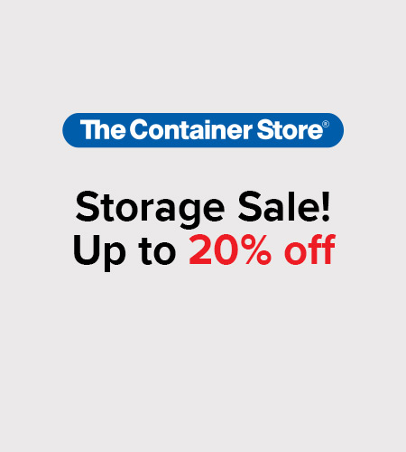 Storage and Organization Sale