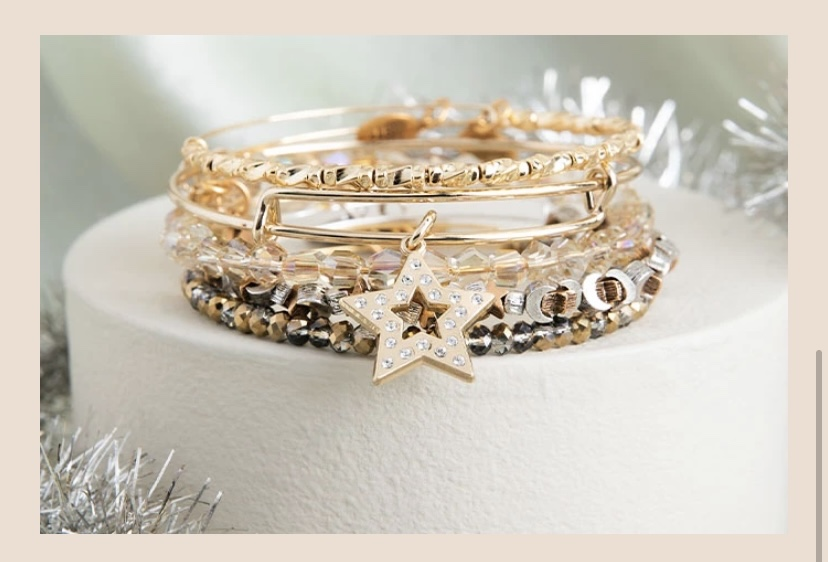 Pave Star & Moon Collection from ALEX AND ANI