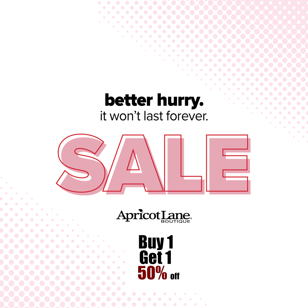SALE from Apricot Lane Boutique