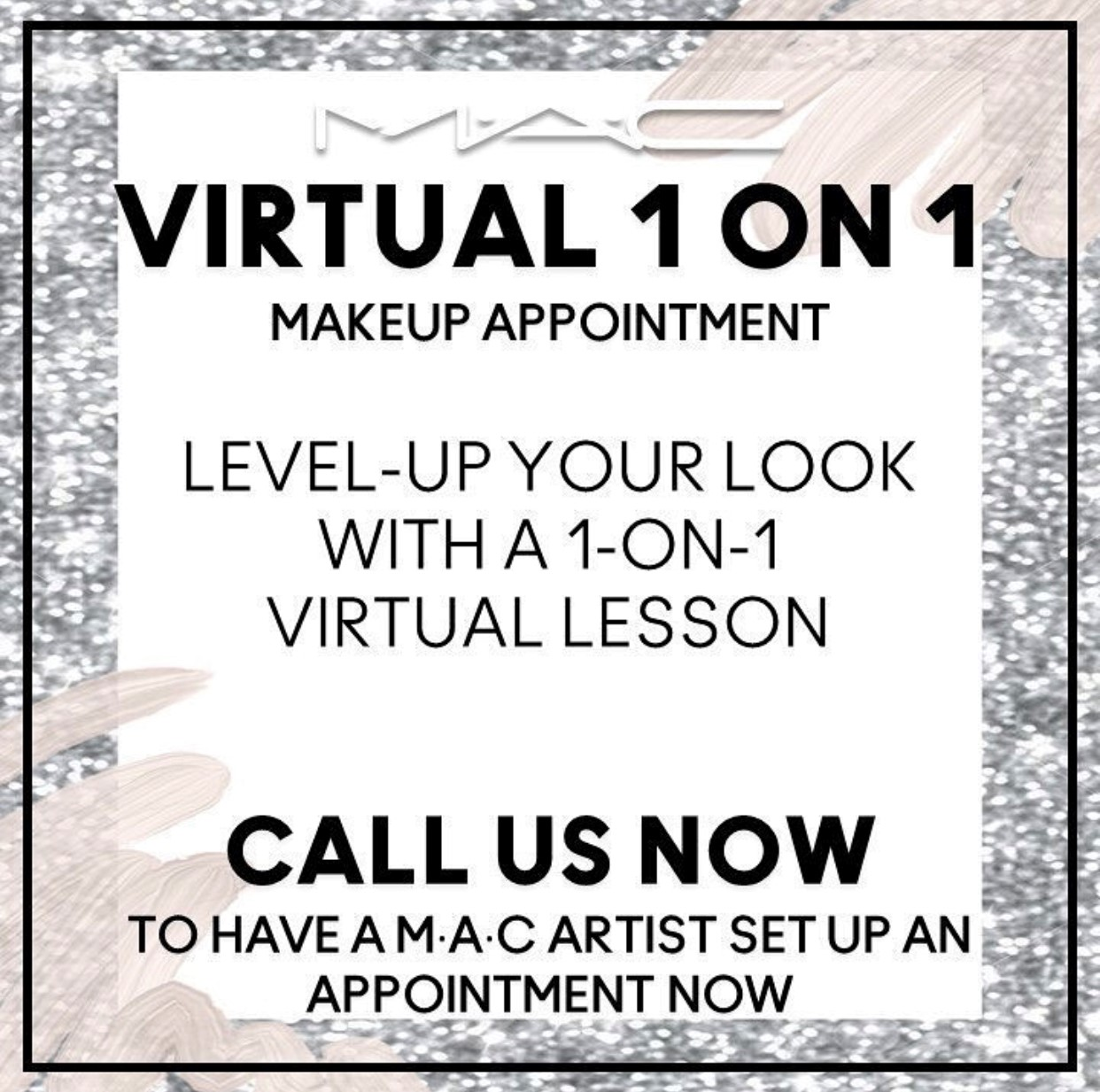 Virtual Make Up Lessons