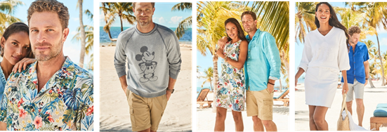 Disney x Tommy Bahama Collection