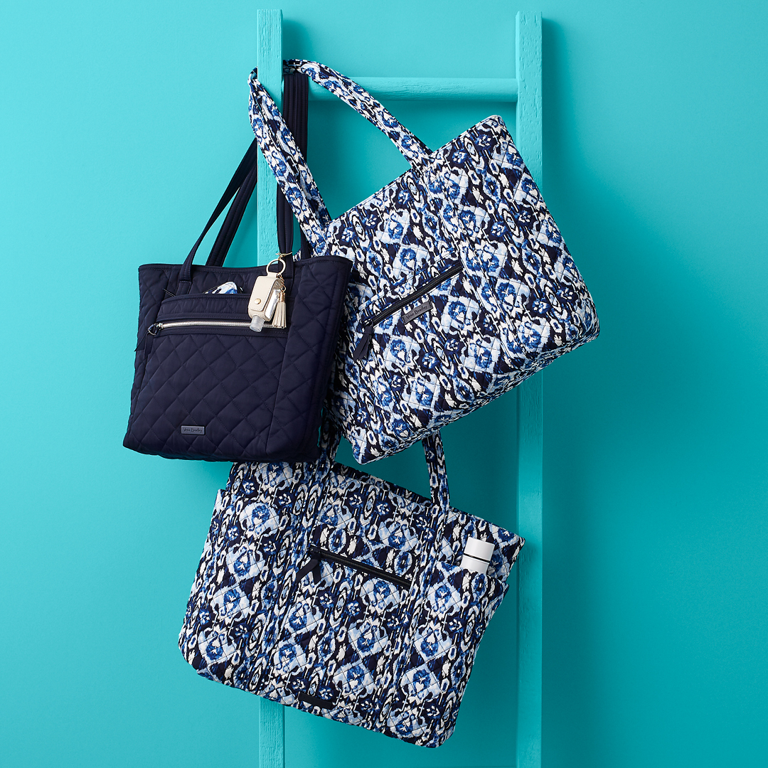 25% off Crossbody and Tote Bags from Vera Bradley