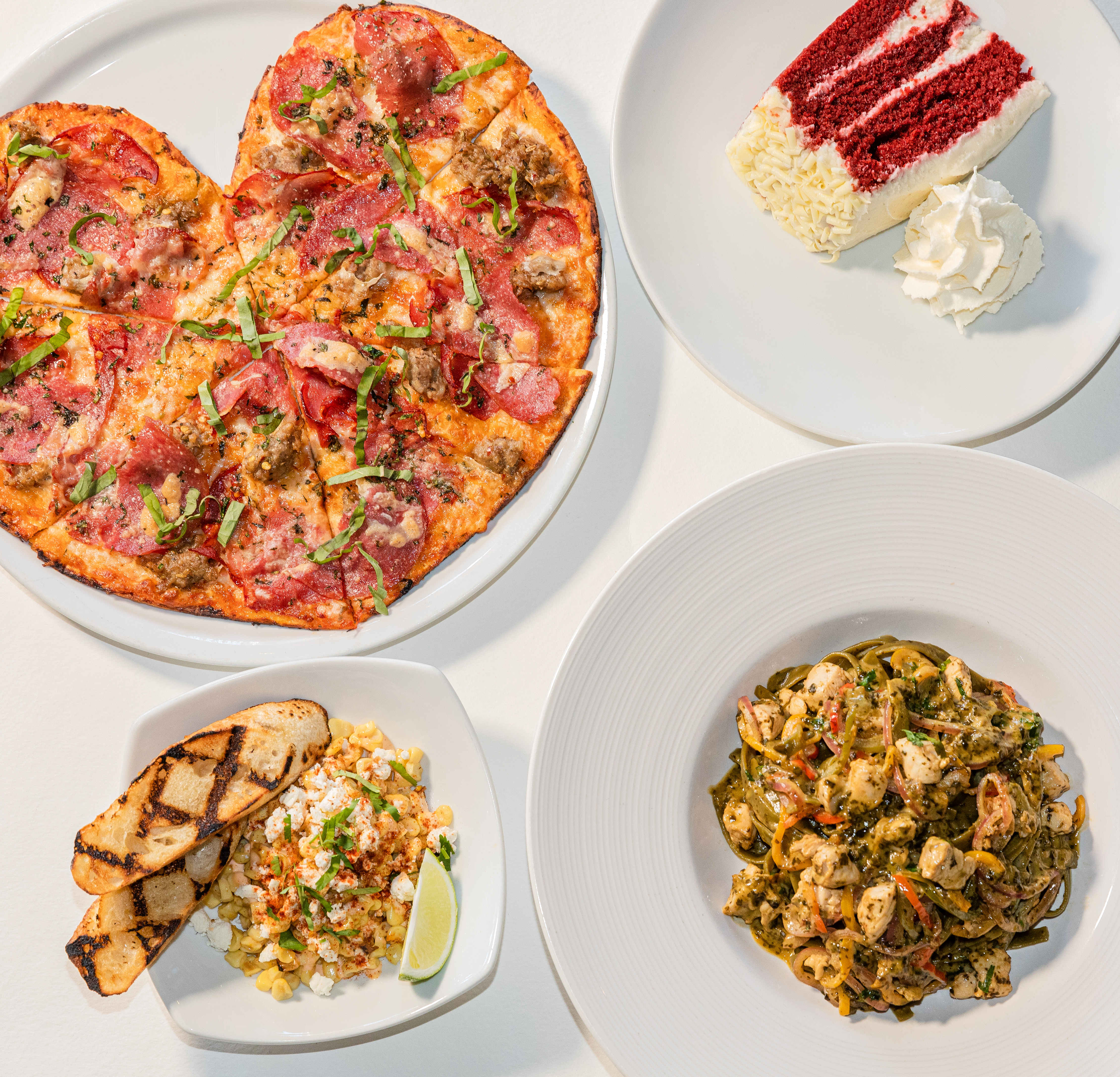 Valentine's Day Sweet Deal for Two from California Pizza Kitchen