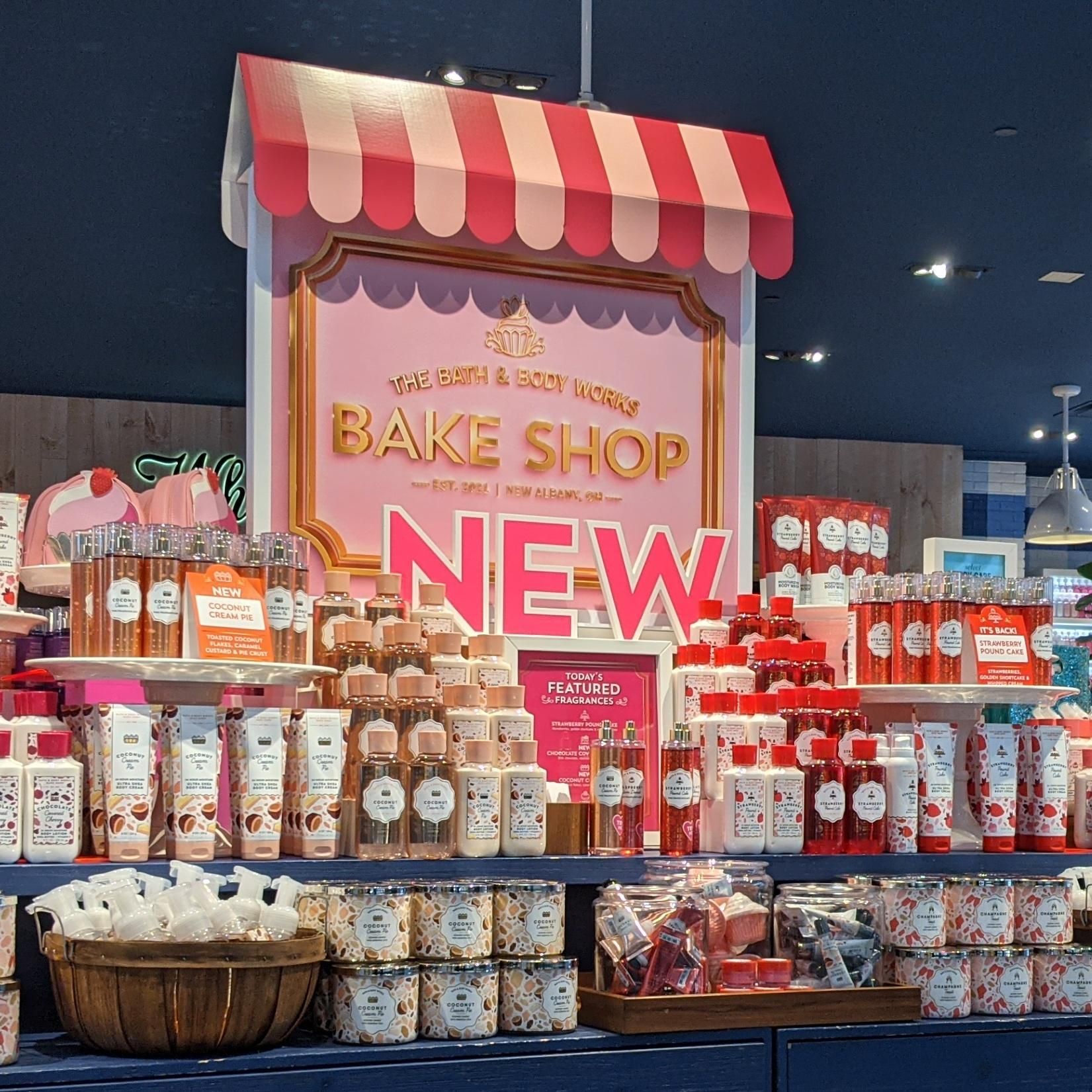 Indulge in Bath & Body Works' Bake Shop from Bath & Body Works