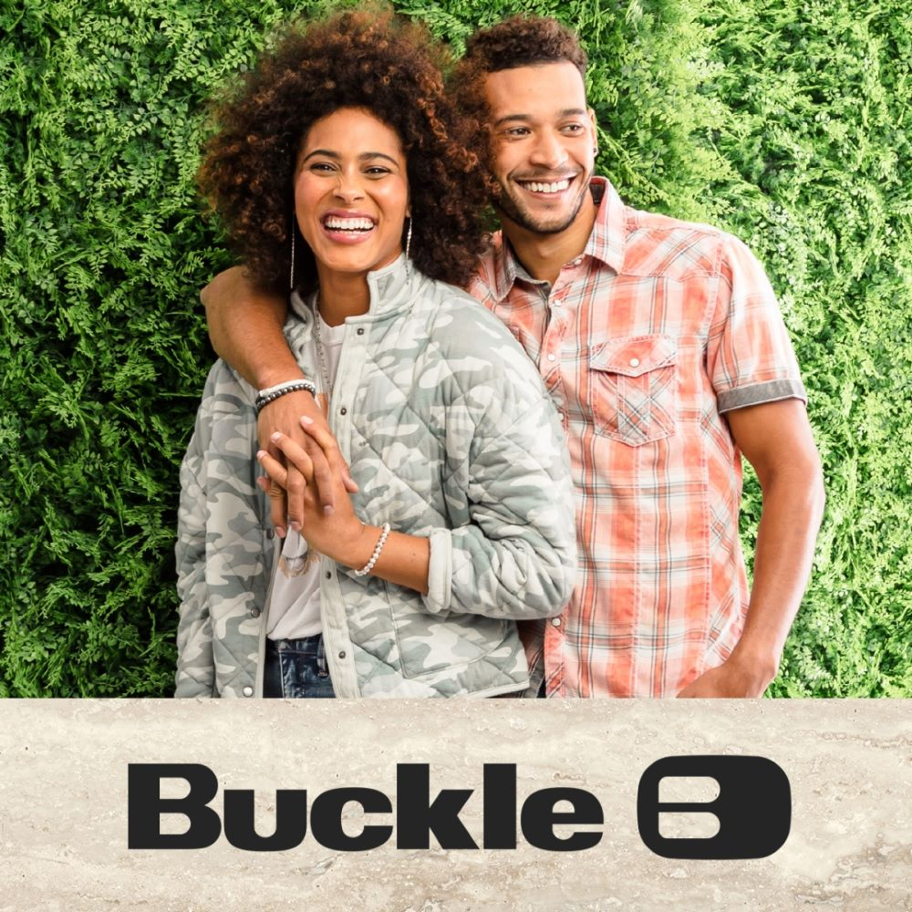 Here's to new from Buckle