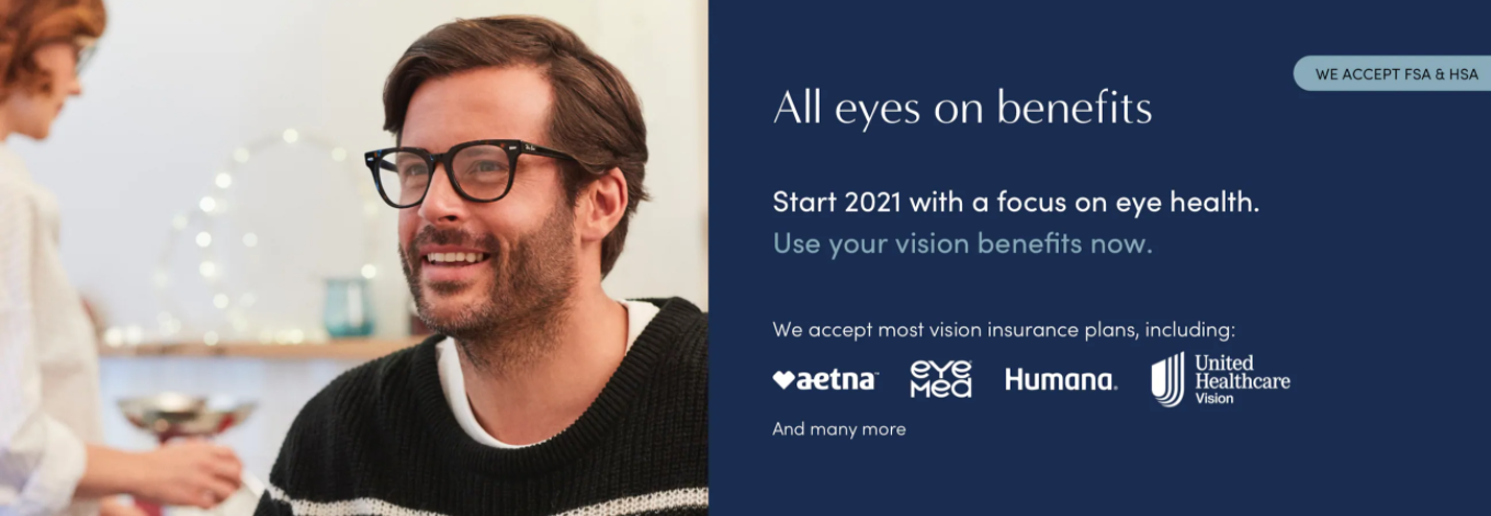 Start 2021 with a fresh look! from LensCrafters