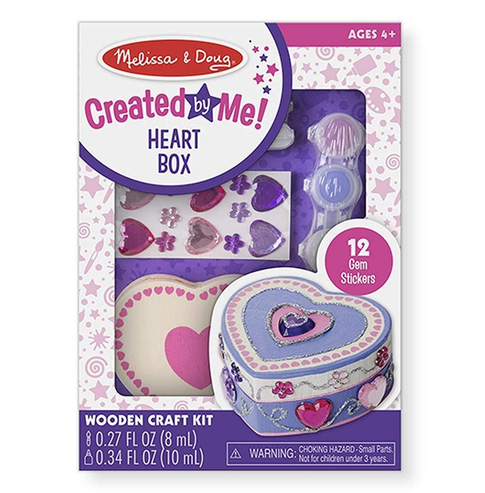 Melissa & Doug Decorate Your Own Box from Amazon 4-star
