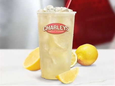 Free Drink w/$5+ Purchase from Charleys Philly Steaks