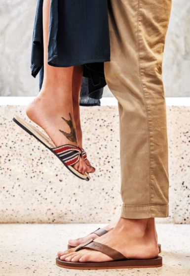 Celebrate Your Valentine from Havaianas