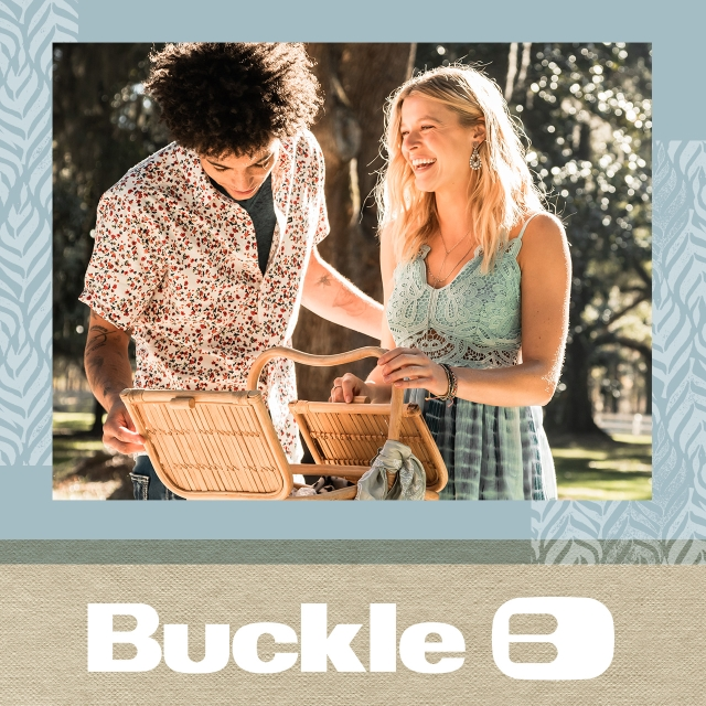 New spring arrivals at Buckle from Buckle