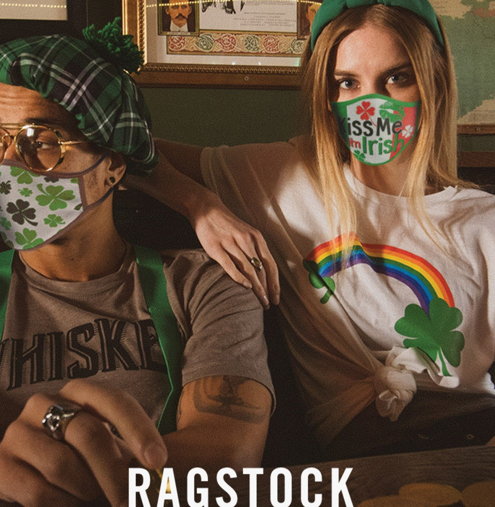 Get Ready for St. Patrick's Day at Ragstock from Ragstock