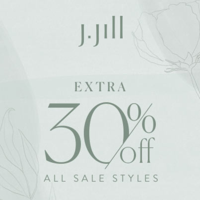 Extra 30% off All Sales Styles* from J.Jill