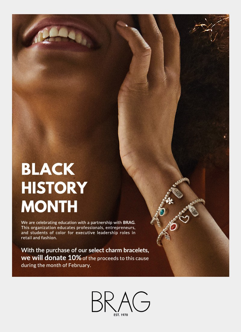 Black History Month Promo from Uno De 50