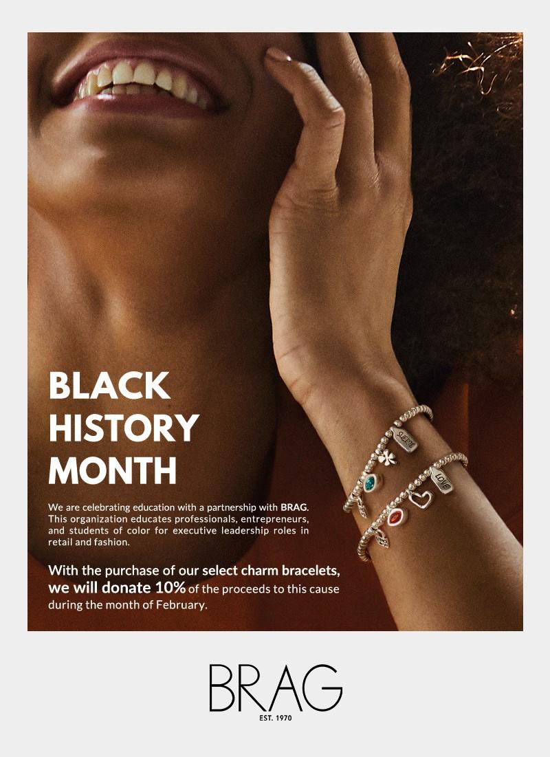 Black History Month Promo from Uno De 50
