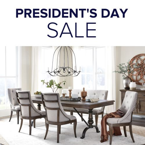 President's Day Sale from Hom Furniture