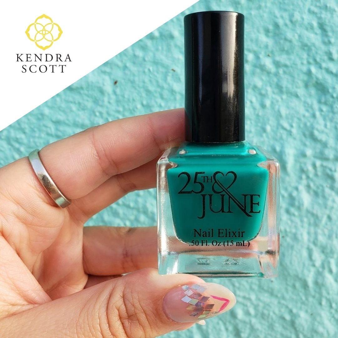 15% off your 25th and June from Kendra Scott