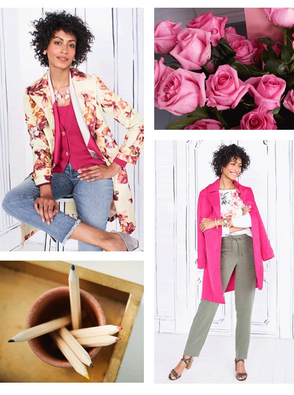 Chic in Bloom from Chico's
