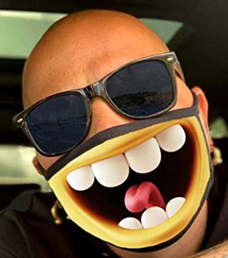 Designer Face Mask on Sale Now