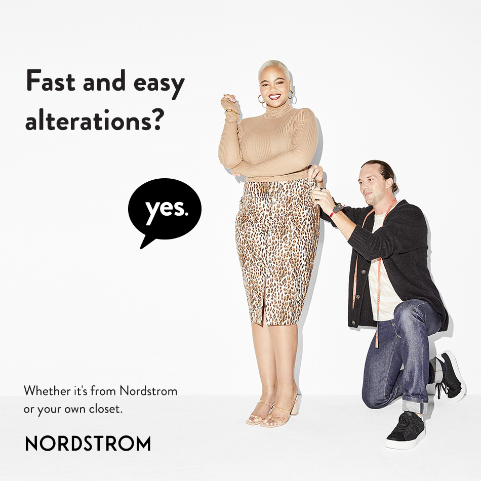 Fast & Easy Alterations from Nordstrom