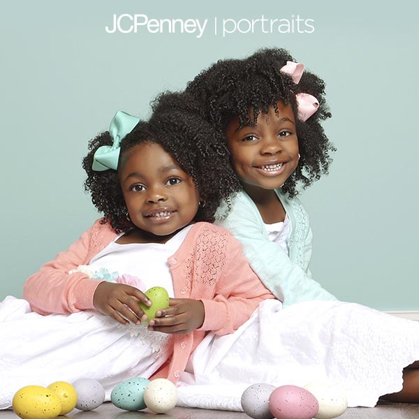 Hop into Easter! from JCPenney