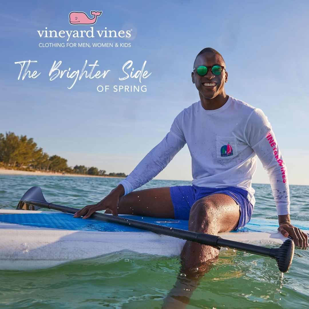 The Brighter Side Of Spring from Vineyard Vines