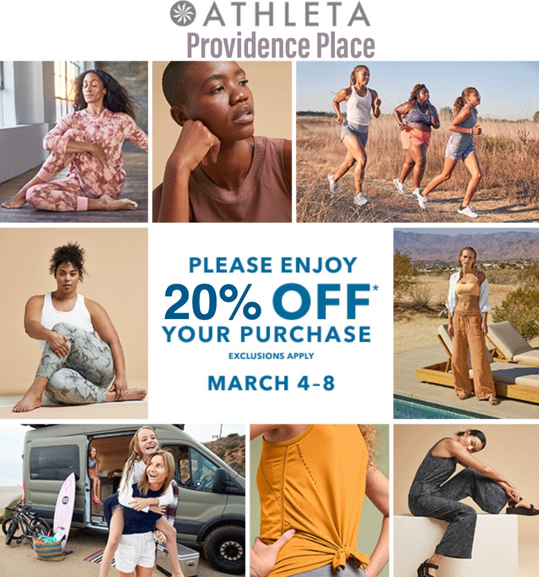 Athleta Friends & Family Sale