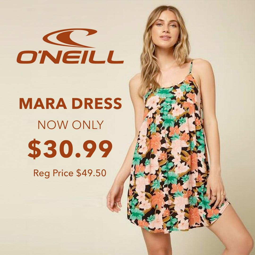 O'Neill Mara Dress from Hawaiian Island Creations