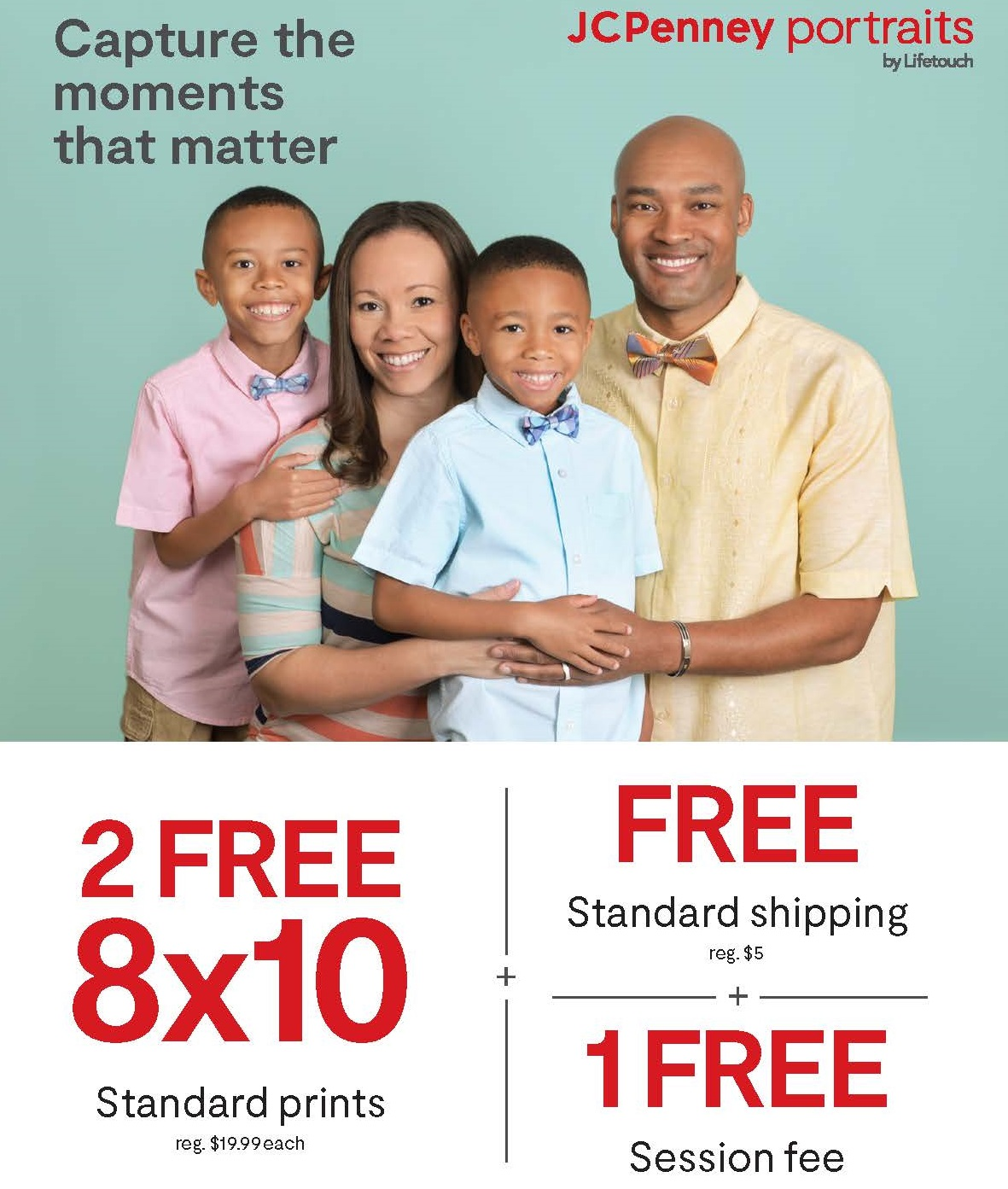 Capture the Moments That Matter from JCPenney