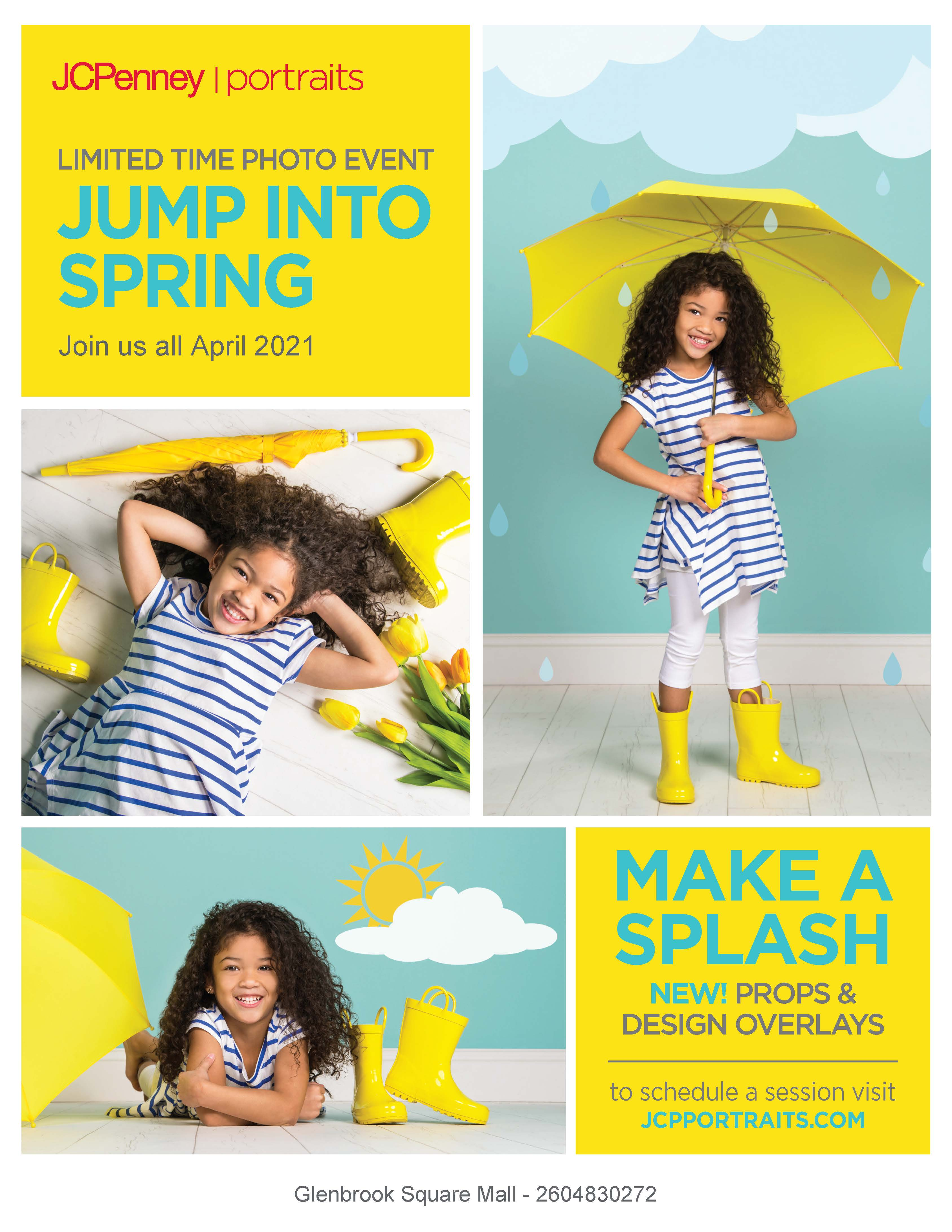 Jump into Spring Event from JCPenney