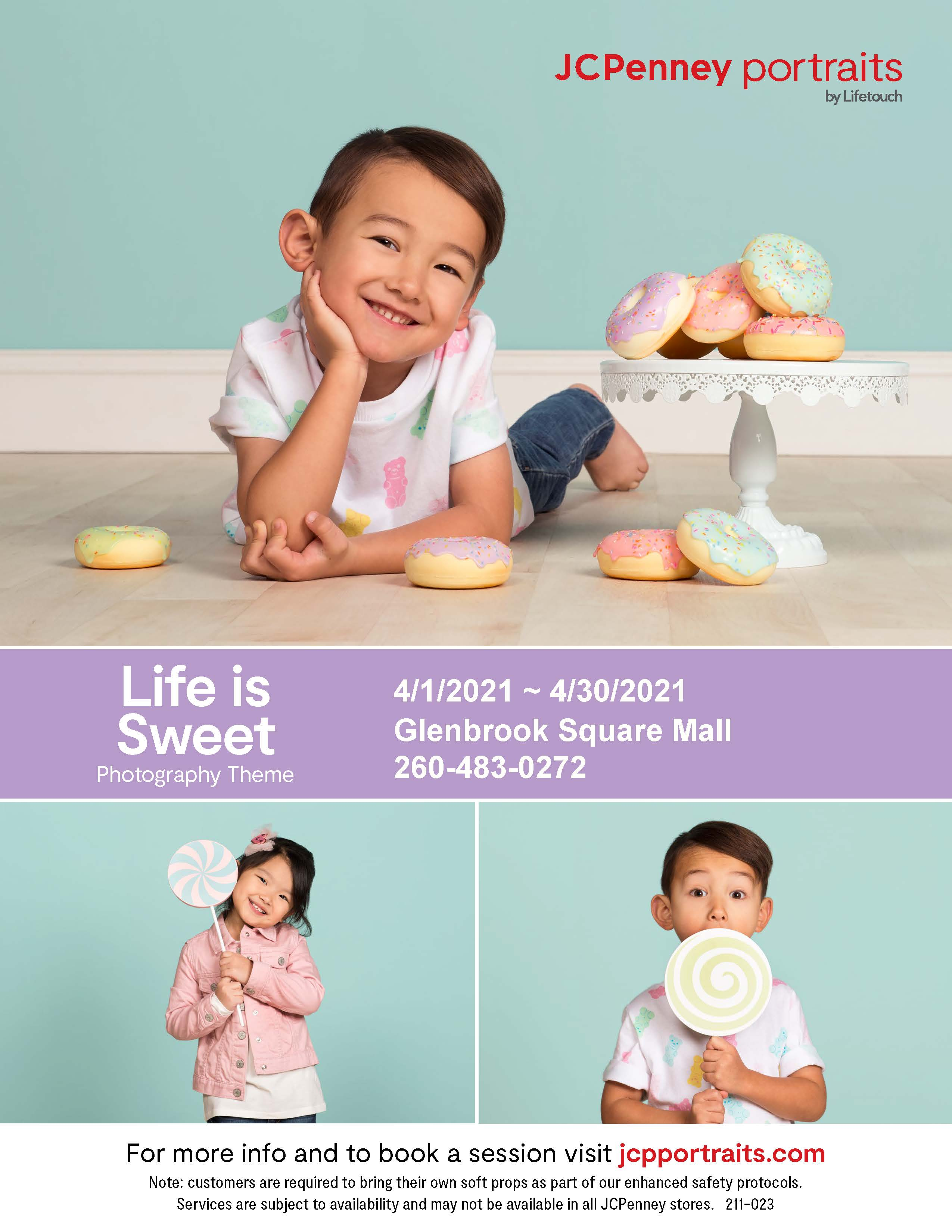 Life Is Sweet Event from JCPenney