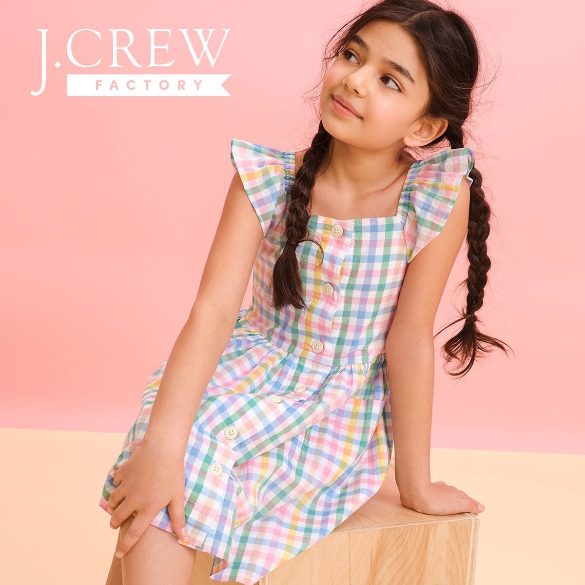 UP TO 60% OFF STOREWIDE! from J.Crew Factory