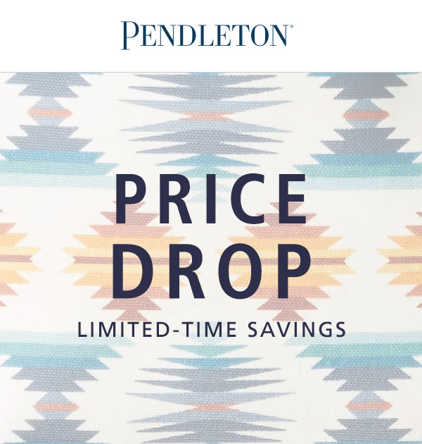 Pendleton 25% off Select Styles from Pendleton