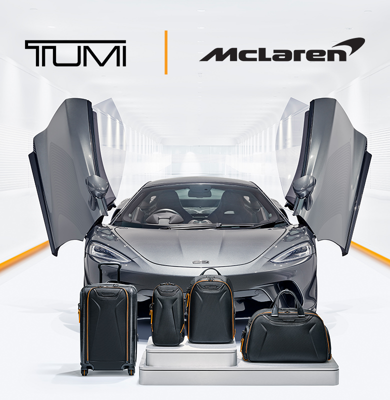 McLaren – Performance with Purpose from TUMI