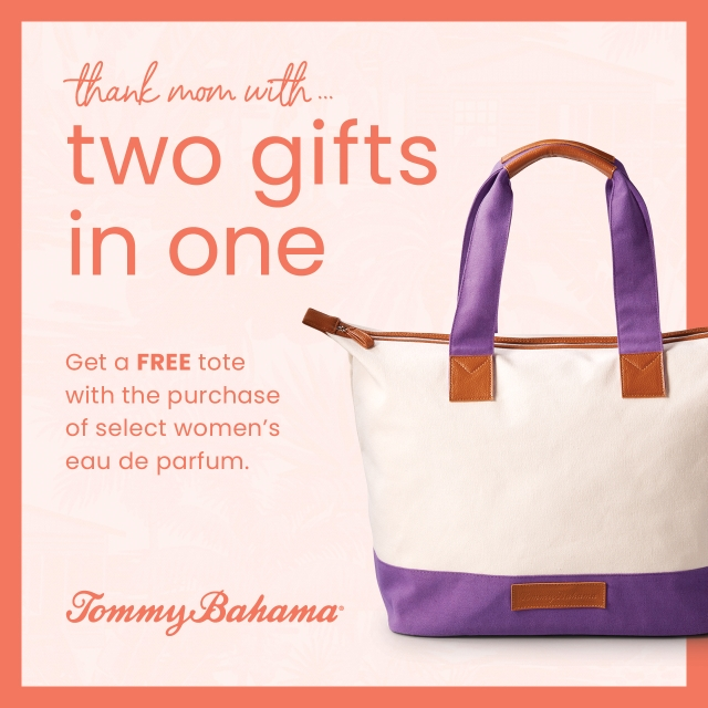 Two Gifts in One from Tommy Bahama