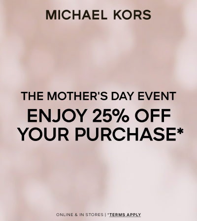 Mother's Day Event from Michael Kors