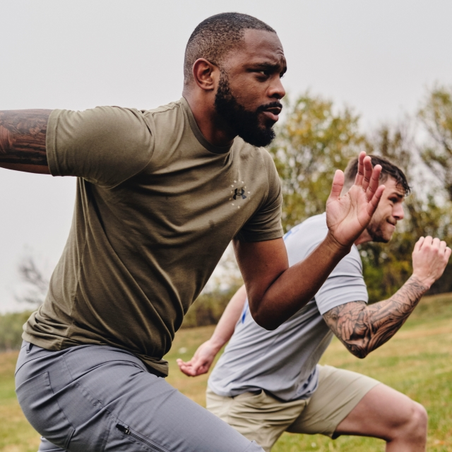 Nurses receive 40% off from Under Armour
