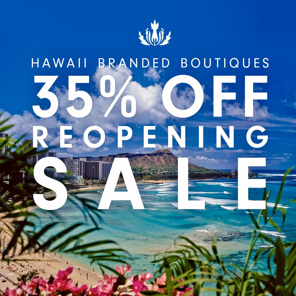 Reopening Sale from mālie