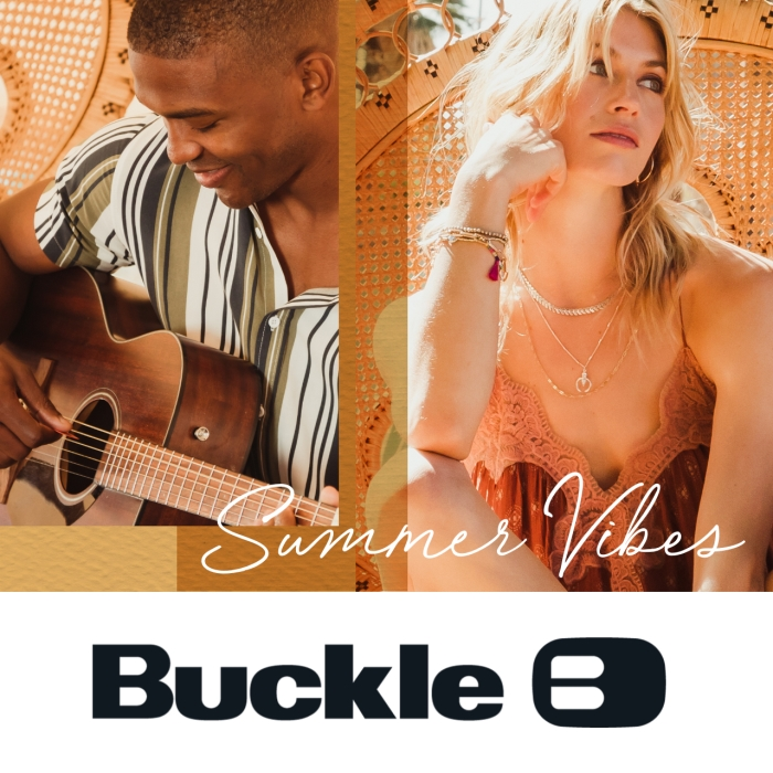 Summer with Style! from Buckle