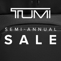 Tumi Semi-Annual Sale from TUMI