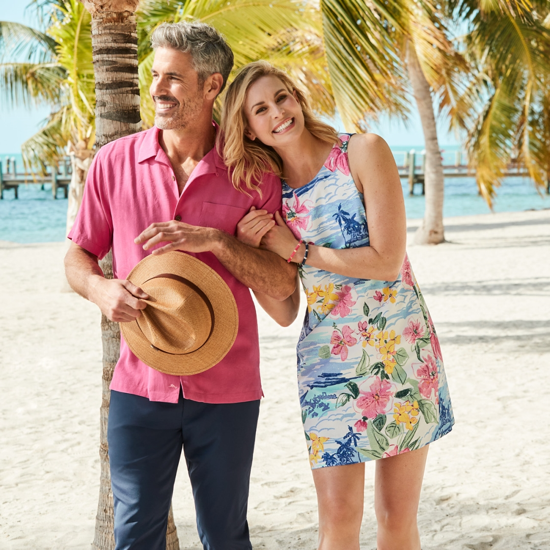 Get a $50 reward from Tommy Bahama